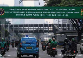 Wacana Ganjil Genap Motor 24 Jam di Semua Jalanan Jakarta Menguat, Kapan Berlakunya?