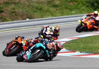 Link Live Streaming MotoGP Austria 2020, Fabio Quartararo Waspadai KTM