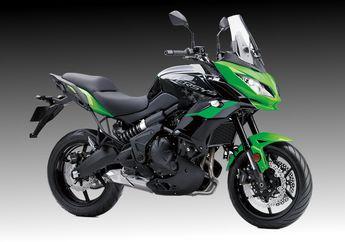 Kawasaki Versys 650 Terbaru Resmi Meluncur, Intip Yuk Perubahannya
