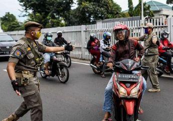 Gawat Bro, Bikers Yang Masih Nekat Gak Pakai Masker Bisa Kena Sanksi Pidana