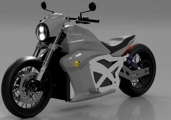 Gak Mau Kalah dari Harley-Davidson, Ini Potret Moge Listrik Evoke