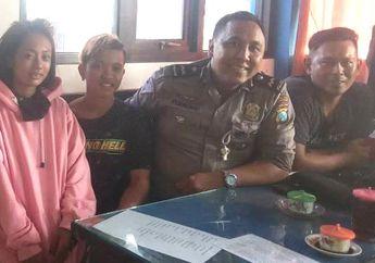 Langka Polisi Baik Sampe Ngajak Ngopi di Pos yang Sejuk Seperti Pak Poernomo ini Selalu Menebar Kebaikan