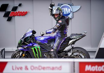 Live Streaming MotoGP Austria, Sejarah Maverick Vinales Pole Position