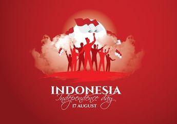 Merdeka! Rayakan 17 Agustus Bikers Kepoin Nih Berbagai Ucapannya Untuk Indonesia, Update Status Bro