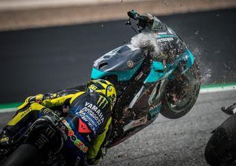 Kisruh Valetino Rossi dan Johann Zarco Makin Panas, Sampe Legenda MotoGP Angkat Bicara