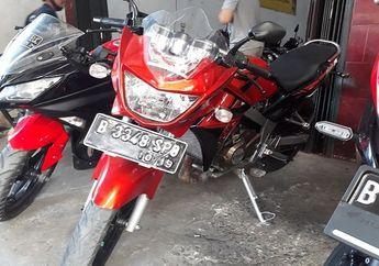 Bikin Ngiler, Harga Kawasaki Ninja 150 R Kondisi Mulus Cuma Segini Bro!
