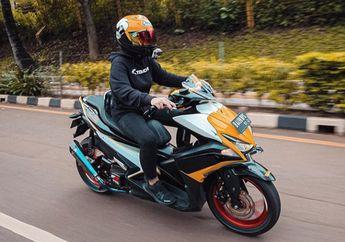 Jadi Buruan Anak Muda Dibanding NMAX, Yamaha Aerox Bekas Dijual Mulai Rp 16 Jutaan