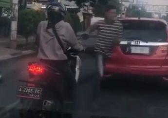 Diduga Bawa Narkoba 2 Pemotor Kabur Saat Kena Tilang Polisi, Awalnya Mau Nonjok Eh Malah Kocar-kacir