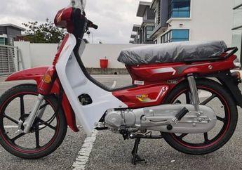 Mirip Honda Astrea Grand, Motor Asal Malaysia Ini Dibanderol Cuma 10 Jutaan