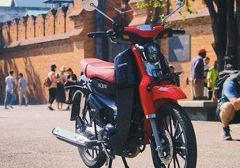 Wow, Modelnya Mirip Banget Honda Super Cub C125, Tapi Motor Ini Harganya Jauh Lebih Murah!