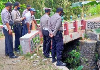 Ngeri, Perempuan Ditemukan Tewas Misterius di Bawah Jembatan Bersama Satu Unit Motor, Polisi Bilang Ini Penyebabnya