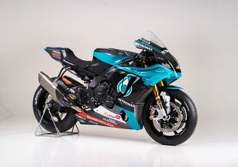 Dijual Seharga Puluhan Yamaha NMAX Baru, Replika Motor MotoGP Fabio Quartararo Sudah Bisa Dipesan