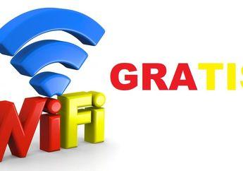 Asyik Internet Gratis RW Net dari Pemerintah Dipasang di Tempat Umum Password Dibuka Bebas