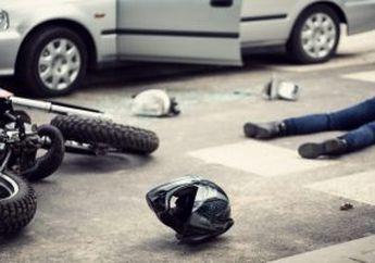 Tragis, Honda BeAT Senggolan Bus Transjakarta Pengendara Motor Tewas Terlindas, Bus LangsungMenghilang