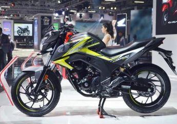 Apakah Ini Tiger Reborn? Motor Sport Naked Honda Baru, Tampangnya Gagah Usung Mesin 200Cc