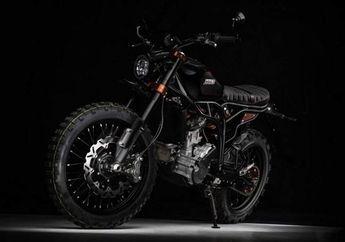 Tampil Garang! Ini Motor yang Ditunggangi Scarlett Johansson pada Film Black Widow