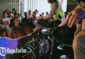Kediri Berdarah, Duel Honda Supra X Vs Honda Tiger Bikin 3 Pemotor Tewas, Polisi Bongkar Kronologi Kecelakaan