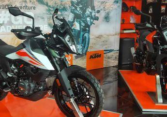 KTM Adventure 390 Resmi Dijual di Indonesia, Harganya Menarik