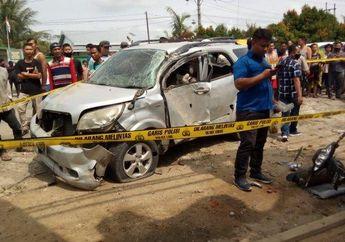 DeliserdangGempar, Bengkel Las Meladak Dasyat Luluh Lantakan Bengkel Mengakibatkan3 Korban Tewas 1 Motor Kehantam Serpihan Ledakan