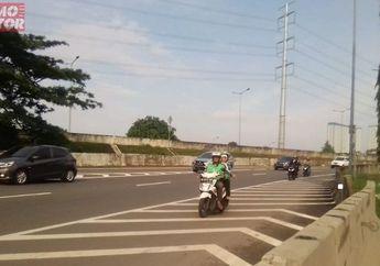 Heboh Sepeda Bisa Masuk Tol Ternyata Motor Sudah Dibolehkan di Tiga Wilayah