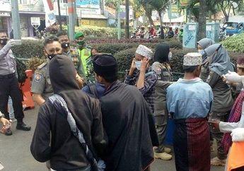 Geger Razia Masker Besar-besaran Denda Rp 250 Ribu Melibatkan Pemda Kejaksaan Polisi dan PM, Hoaks atau Fakta?