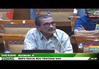 DPR Revisi Undang-undang Biar Pembalap Sejahtera Abis Pensiun dari Balapan