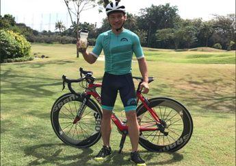Mantap, Ardians Bikin Jersey Khusus Untuk Bersepeda, Segini Harganya