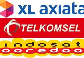 Kumpulan Kode Rahasia Paket Internet Murah Telkomsel, Indosat Hingga XL, Buruan Sikat Bro Jangan Sampai Gak Kebagian