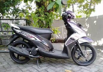 Buat yang Cari Motor Matic Murah Meriah, Yamaha Mio J Mulus Tahun Muda Dijual Cuma Rp 6 Jutaan