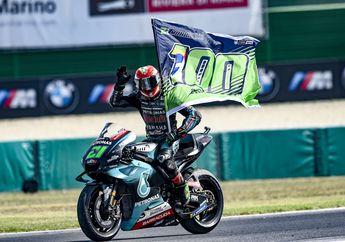 Hasil MotoGP San Marino 2020, Kutukan Masih Terjadi, Valentino Rossi Dikalahkan Murid-muridnya!