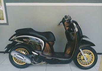 Modifikasi Honda Scoopy Jadi Cafe Racer, Biayanya Bikin Kaget