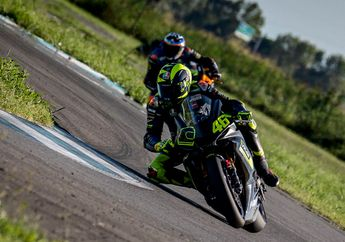 Pekan Ini MotoGP San Marino, Valentino Rossi & Kawan-kawan Bejek Latihan Terus
