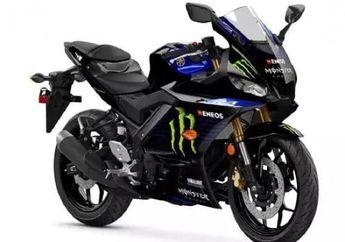 Sikat Nih Yamaha Tawarkan YZF-R3 Edisi Monster Energy MotoGP, Segini Harganya