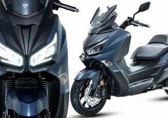 Tampang Sangar Mesin 300 Cc, Motor Matic Baru Pesaing Yamaha XMAX Akhirnya Resmi Diluncurkan