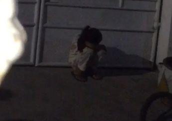 Pemotor Gemetaran! Jam 2 Subuh Ada Anak Kecil Dipinggir Jalan, Ternyata Begini Alasannya