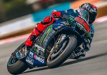 Ada Apa Sih? Posisi Test Rider Yamaha MotoGP Dipertanyakan Valentino Rossi dan Fabio Quartararo