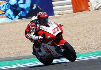 Hasil FP1 Moto2 di Sirkuit MotoGP San Marino 2020, Pembalap Indonesia Andi GilangJadi Sorotan