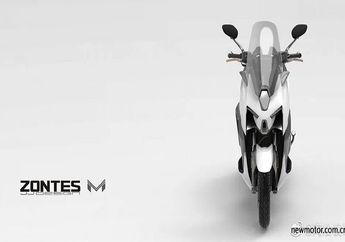 Wuih! Saingan Yamaha XMAX Siap Launching, Powernya Buas Fiturnya Canggih, Segini Harganya