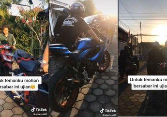 Viral, Video Sekelompok Pemuda Menuntun Motornya Saat Lewat di Gang Perumahan, Langsung Banjir Pujian Dari Netizen