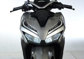 Honda PCX 160 Belum Lama Meluncur, Vario 160 Bakal Dirilis, Speknya Bikin Penasaran