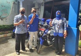 34 Unit Langsung Dipesan, DPPKBP3A Kabupaten Blitar Pilih Yamaha X-Ride Sebagai Kendaraan Operasional