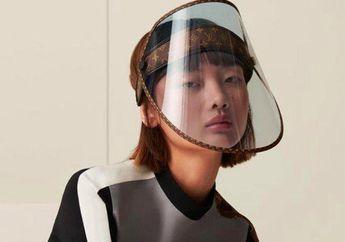 Kaum Mending-mending Minggir Dulu, Louis Vuitton Luncurkan Face Shield Mewah Seharga Honda Revo Fit