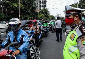 PSBB Transisi Berlanjut Sampai Bulan Depan, Bikers Bingung Apa Ganjil Genap Masih Berlaku?