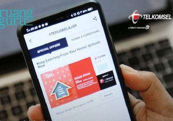 Diam-diam Aja Nih, Begini Cara Aktivasi Paket Internet Super Hemat Telkomsel Unlimited 4G Cuma Rp 6 Ribu