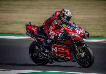 Klasemen Sementara MotoGP 2020, Andrea Dovizioso, Fabio Quartararo, dan Maverick Vinales Saling Sikut di Papan Atas
