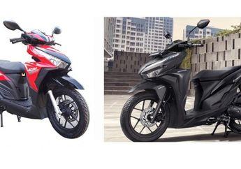 Gokil! Motor Baru Kembaran Honda Vario 150 Cuma Seharga BeAT Bekas, Desainnya Sama Persis