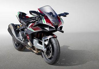 Kenalin Nih Kembaran Kawasaki Ninja H2 Asal Italia Resmi Meluncur, Tampangnya Futuristik