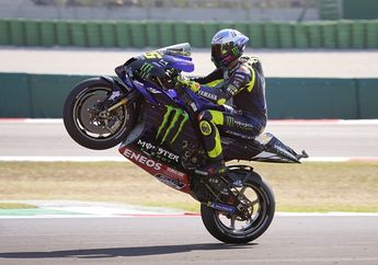 Hasil Kualifikasi MotoGP Catalunya 2020, Franco Morbidelli Sabet Pole Position, Valentino Rossi Mencengangkan!