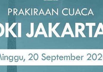 Bikers Waspada!  WIlayah Jabodetabek 20-21 September 2020 Dilanda Cuaca Ekstrem, BMKG: Hujan Petir dan Angin