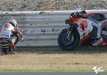 Sedih Bro, Video Takaaki Nakagami Kenang Shoya Tomizawa Setelah MotoGP Emilia Romagna 2020